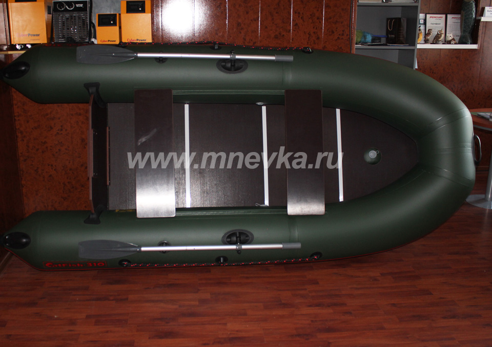 лодка Catfish 310 Green