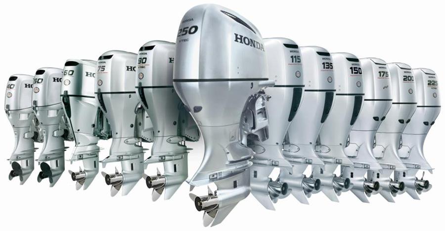 моторы хонда для лодок